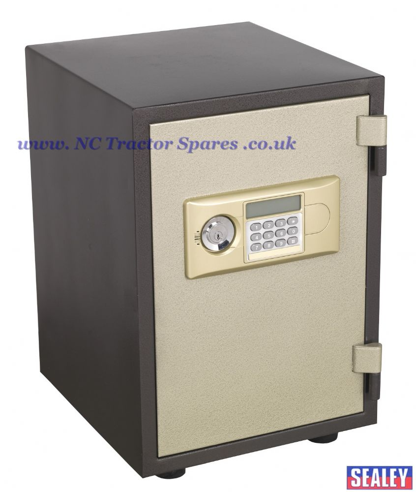 Electronic Combination Fireproof Safe 355 x 390 x 525mm